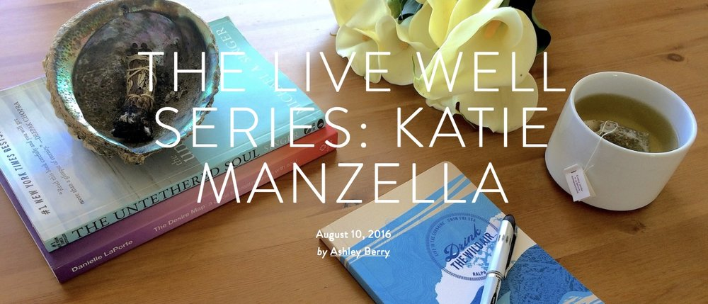READ:  Live Well w/ Katie Manzella