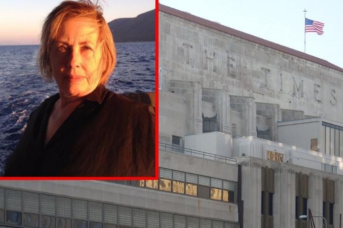Frauen gehören auch an den Herd, aber nicht an den von Jordan Kahn: die Restaurantkritikerin Irene S. Virbilia, geoutet von empfindlichen Köchen