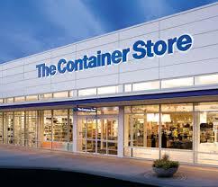 Den Container Store gibt es immer noch. Aber wir haben ihn bei unserem ersten Besuch vor lauter Staunen glatt übersehen