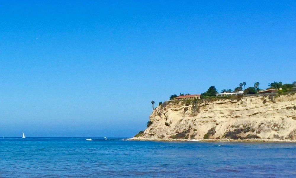 Sieht aus wie handkoloriert, ist aber Natur: Palos-Verdes-Aussichten machen demütig
