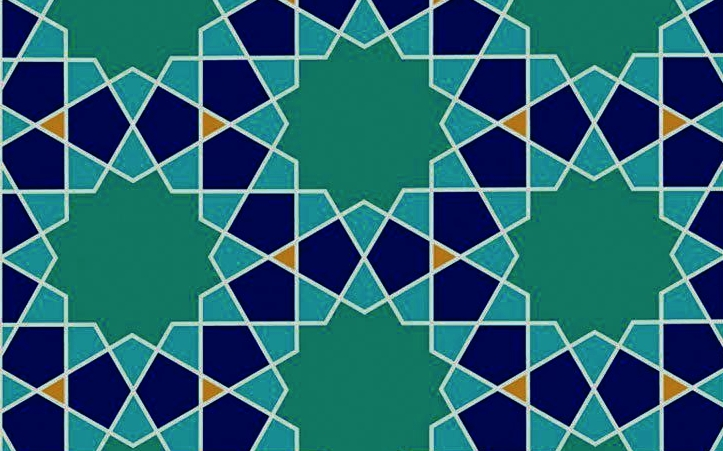 Geometric Art In Islam A Conversation With Artist Eric Broug Adorable Pattern Art