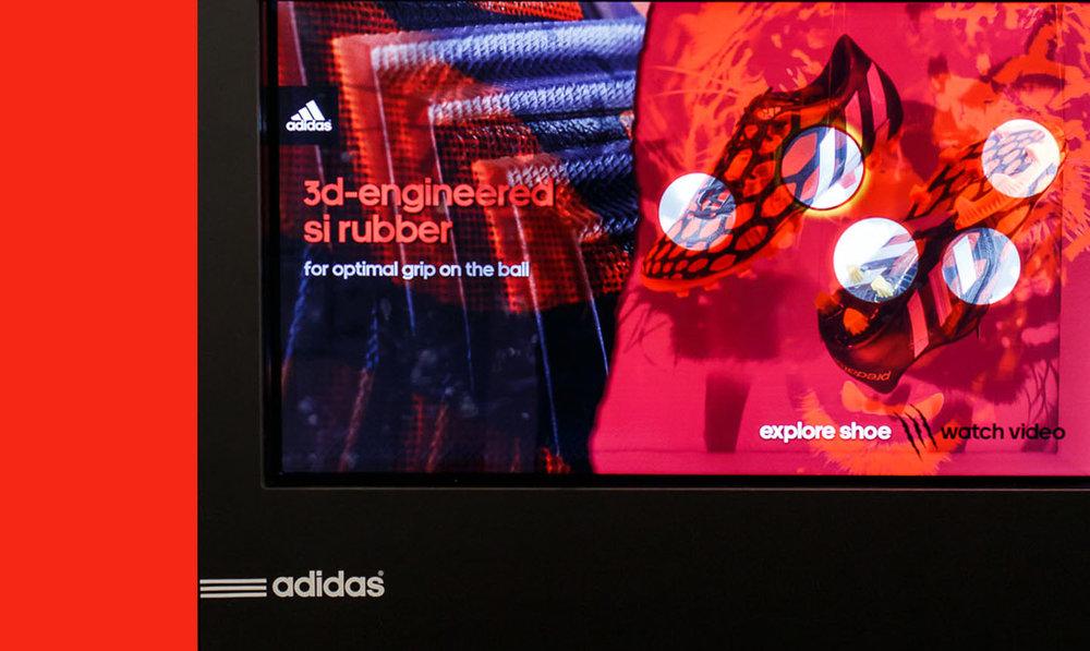 Adidas + Ziba