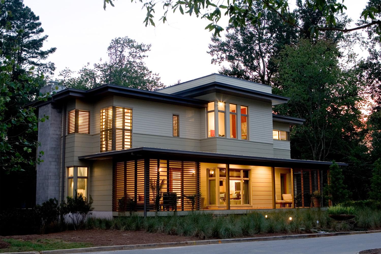 Modern modular homes atlanta ga modern prefab homes by for Home designers in atlanta ga