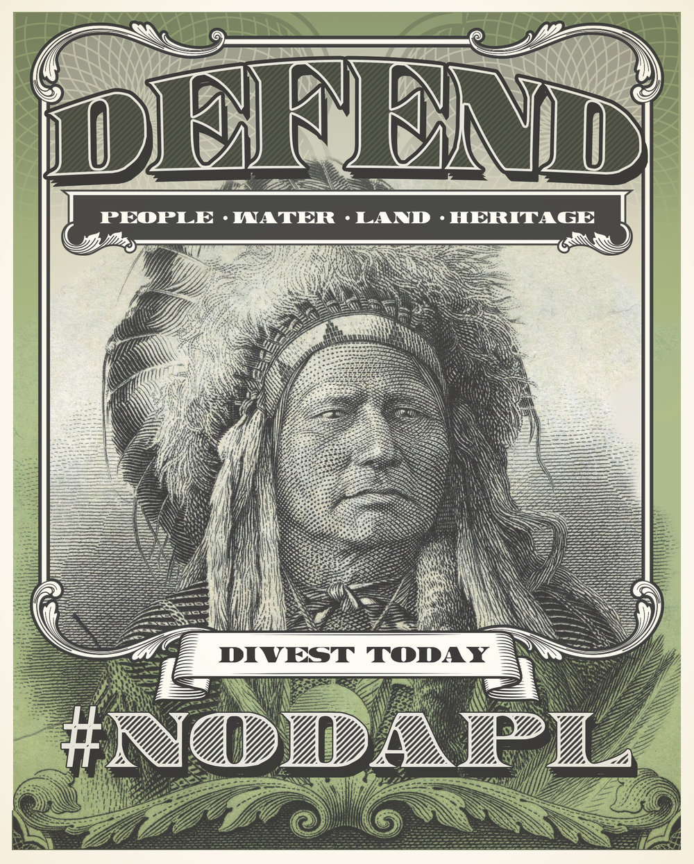 DIVEST #NoDAPL