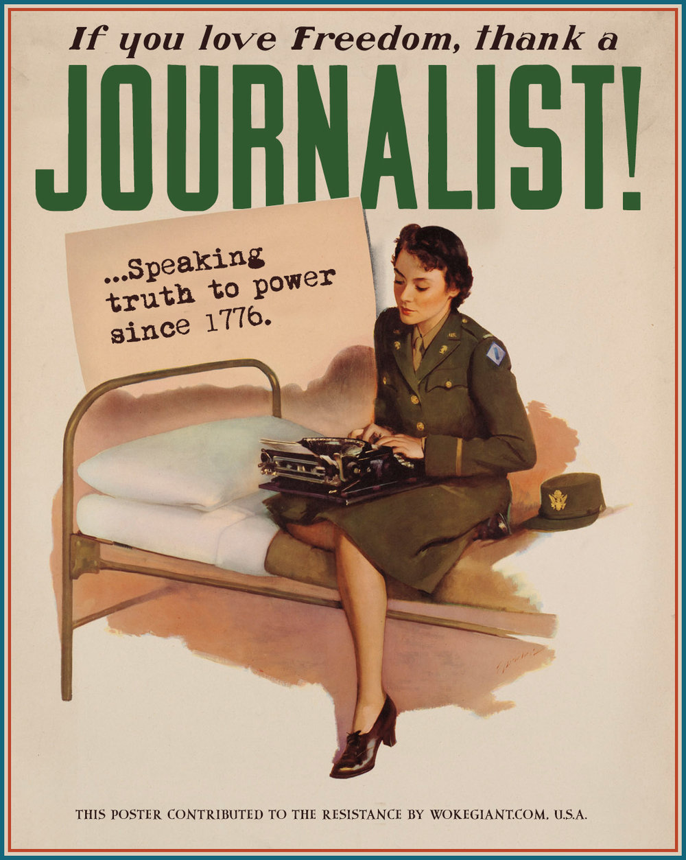 Thank a Journalist!