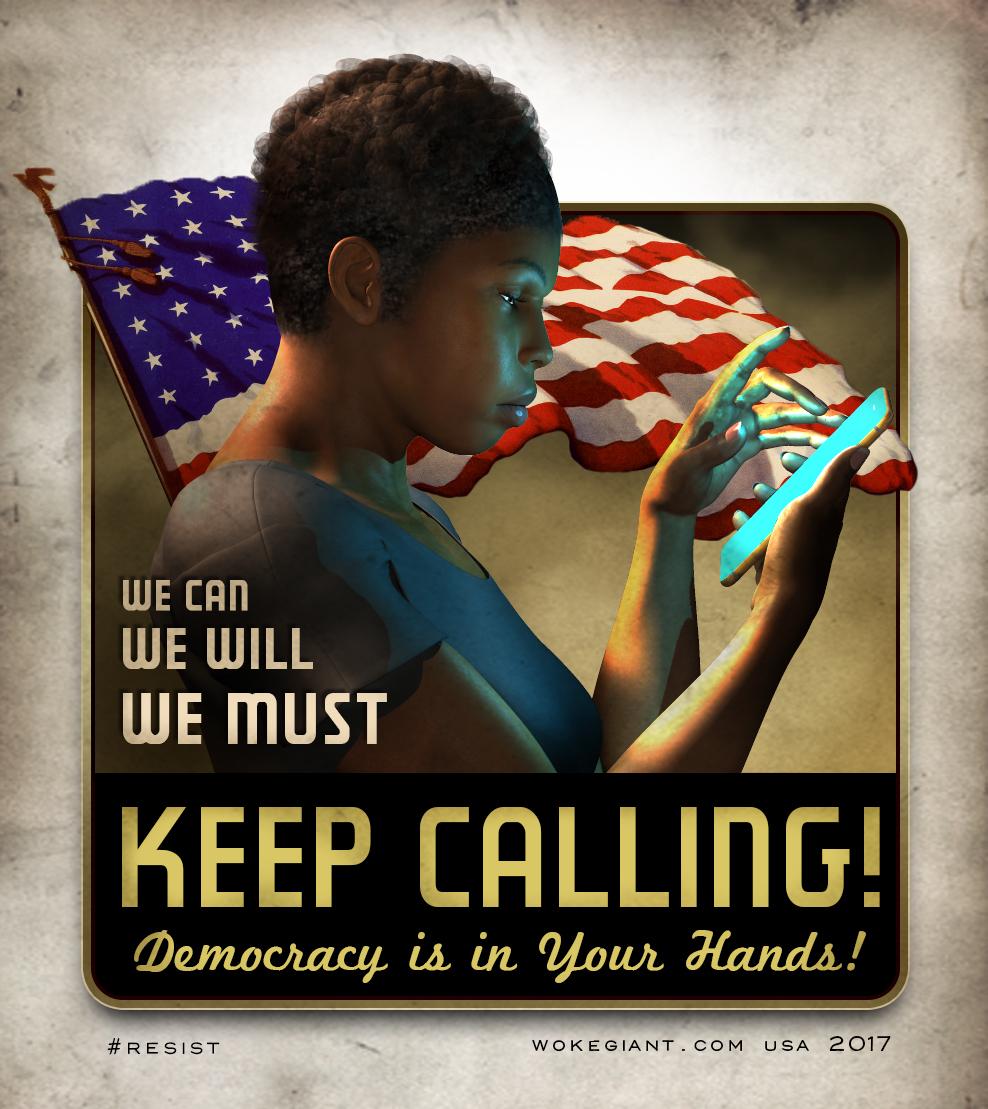 Keep Calling #3