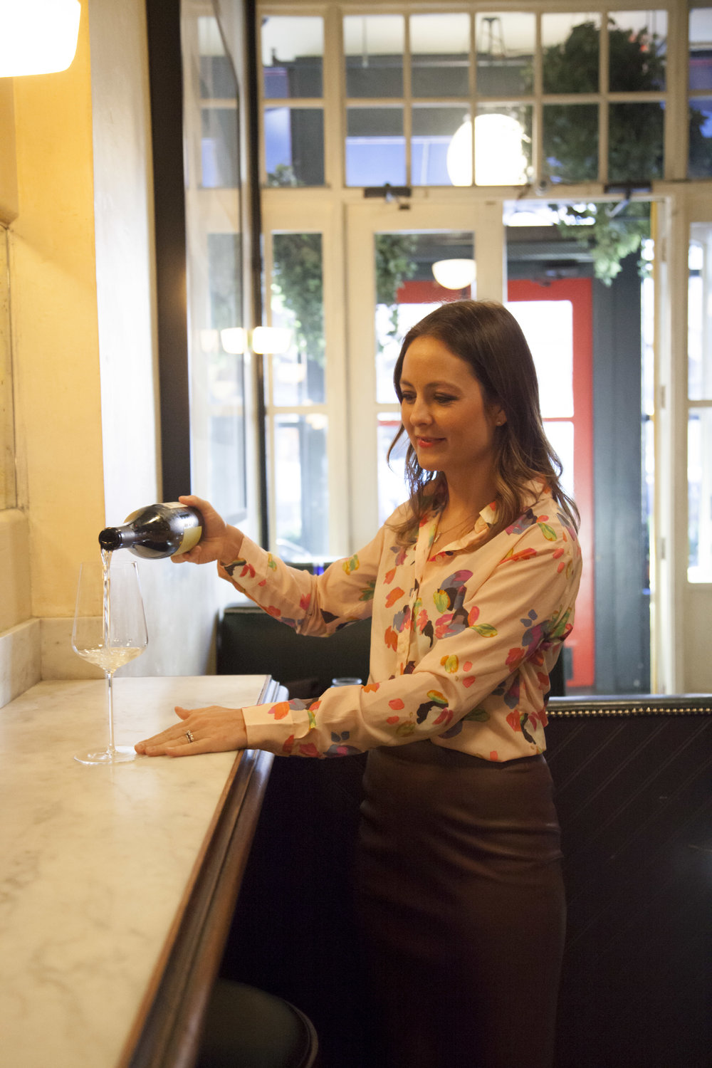 Acme's wine director, Nicole Hakli (formerly of  Eleven Madison Park ), was named Best New Sommelier of 2016 by  Wines & Spirits Magazine.