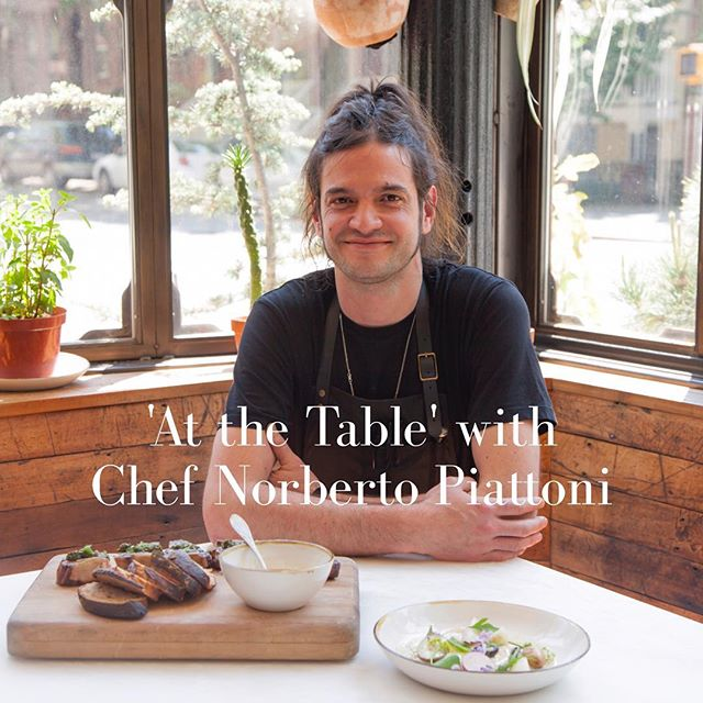 Meet Chef Norberto Piattoni of @MettaBK, where he fires up a locally-driven menu over open flames in his custom kitchen.  Learn about how he builds flavor using fire and preservation techniques, and how he customized Metta's interior and plateware with @claypondstudios, @fefostudiony, @subletstudio and @home.studios. 👨🏻‍🍳🔥🍶 Link in bio. 🤳🏻 📸: @annie__jung
