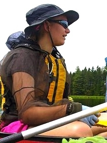 Colleen spends 3 weeks canoeing the Allagash River