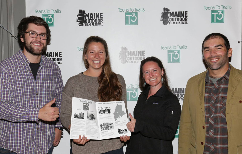 Maine Outdoor Film Festival logo
