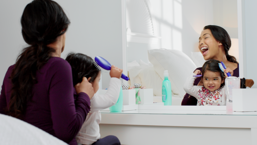 Try The 3-STEP Toddler Hair Care Routine