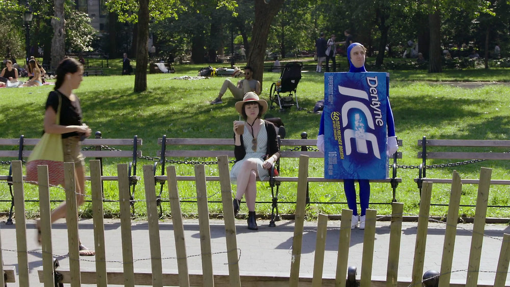 Dentyne Chases Coffee