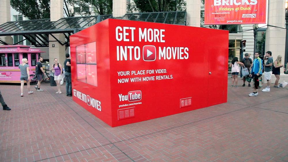YouTube Movie Studio