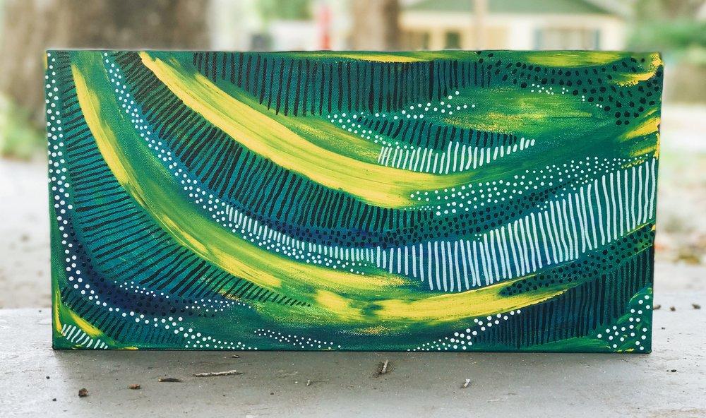 """Baleen"" by Teri navajo. 2017."