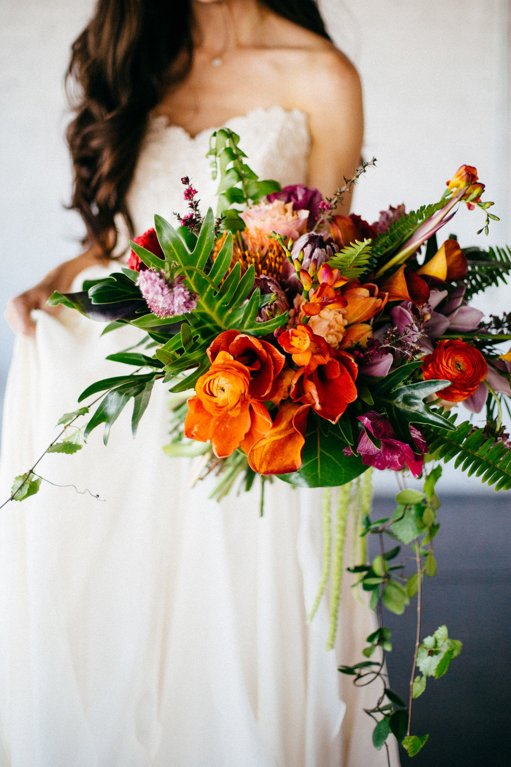 Marigold Flower Co. Photo by Tiffani Jones Photography.