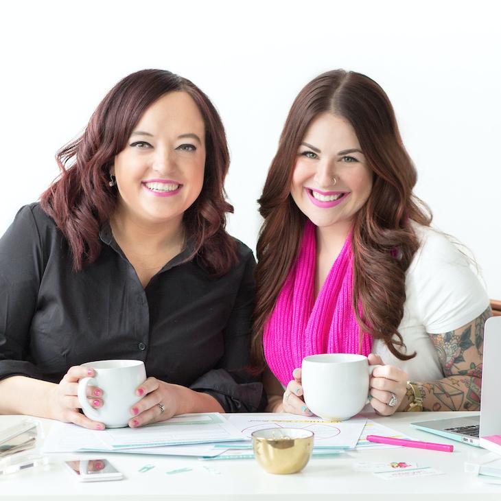 Britt Hyatt & Kelsey Christine of Launch Your Daydream.