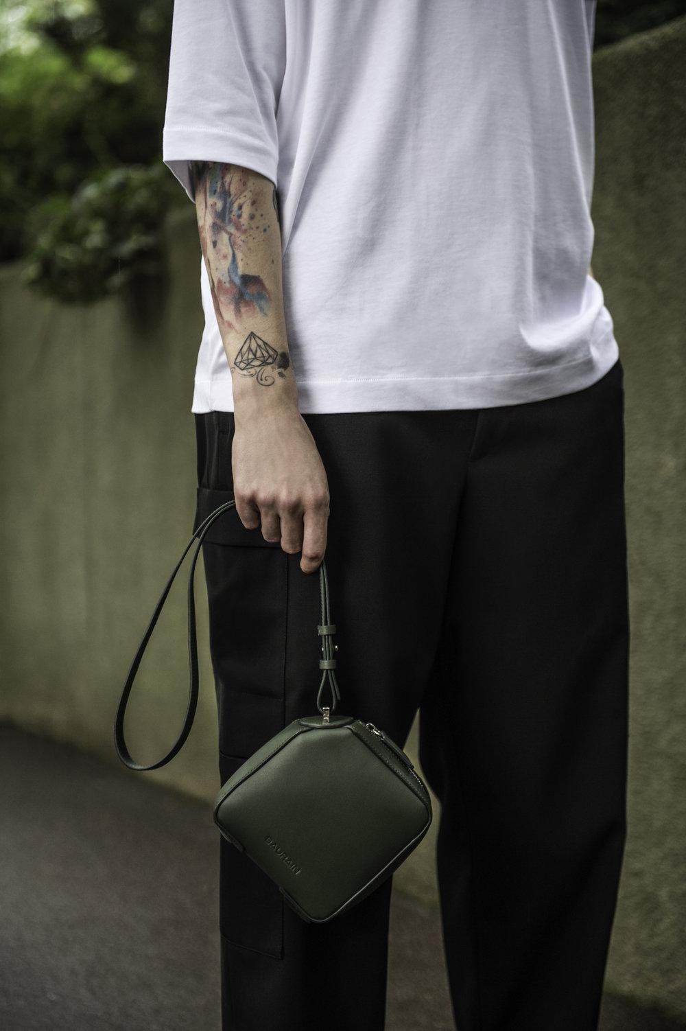 BAURAIN SS18 one clutch bag