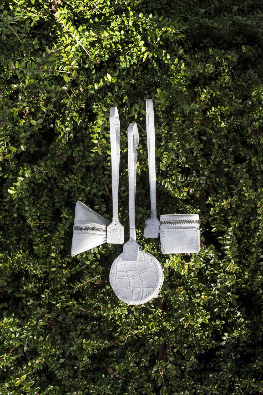 BAURAIN SS18 satellites coin purse
