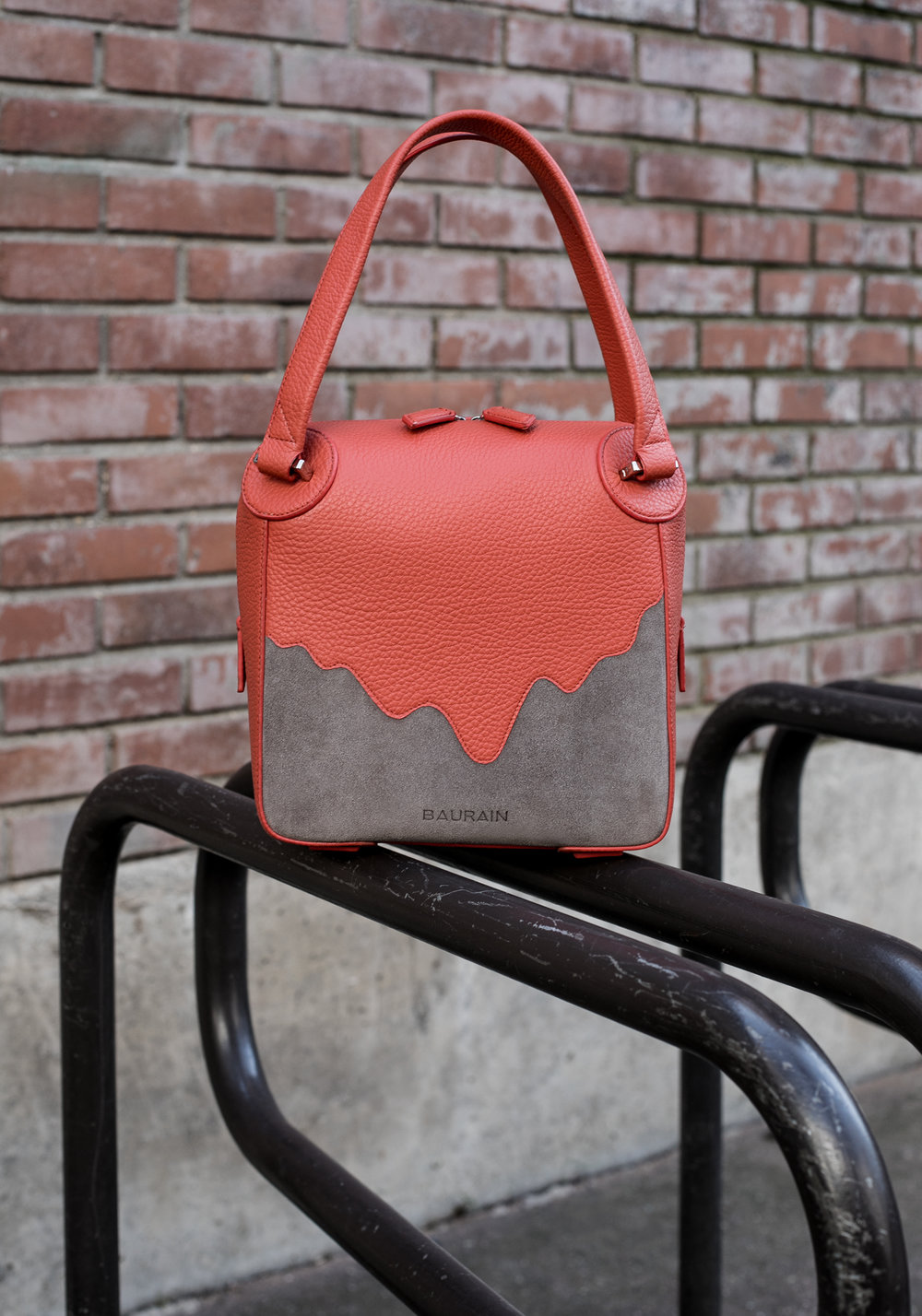 BAURAIN FW18 one small duffel bag