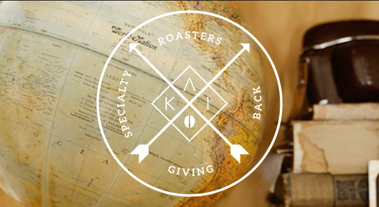 Not only do Kai roast and brew great coffee but they have an awesome giving back model and support several orphanages and ministries. We joined up with them to help them create a successful kickstarter to raise the required capital to purchase a bigger roaster and double their giving!