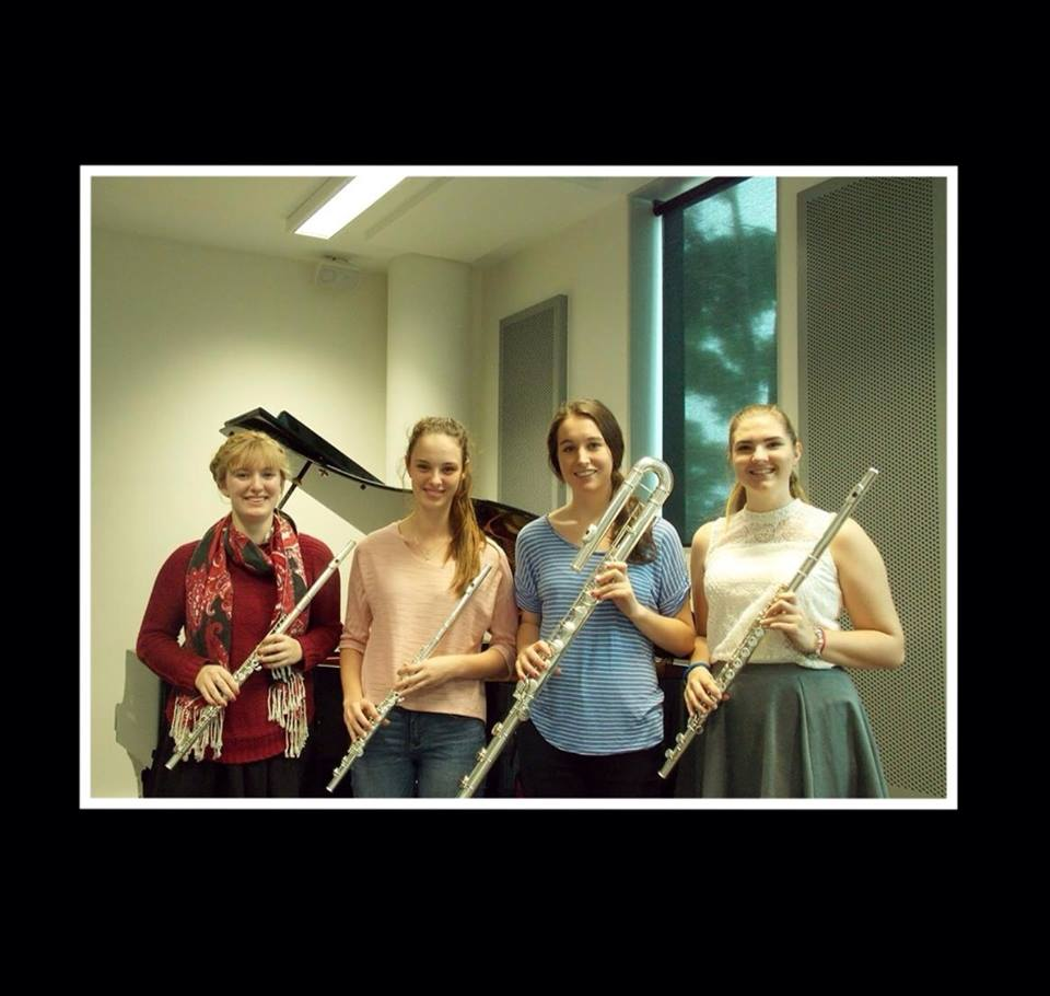 Effervescent Flute Quartet