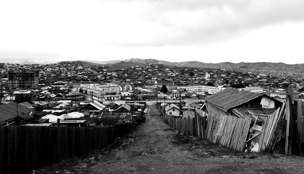 Ulaanbaatar, Mongolia  2017