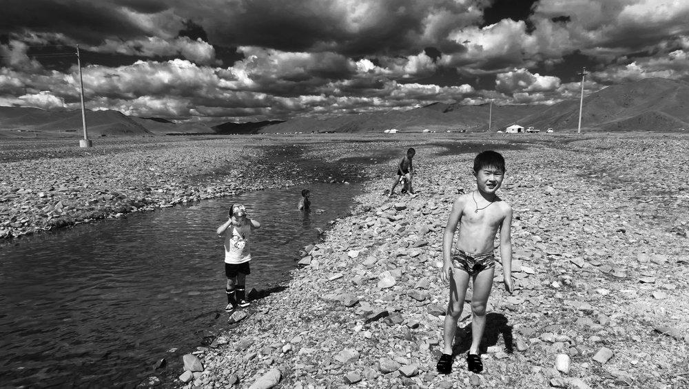 Ger Camp, Mongolia  2017