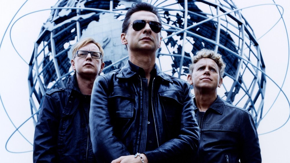 Depeche Mode Booking