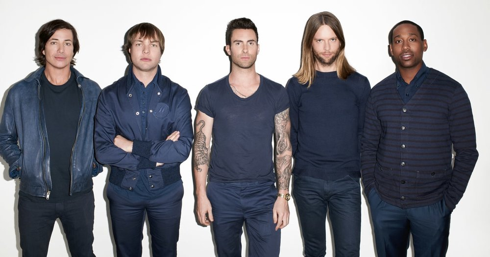 Hire Maroon 5