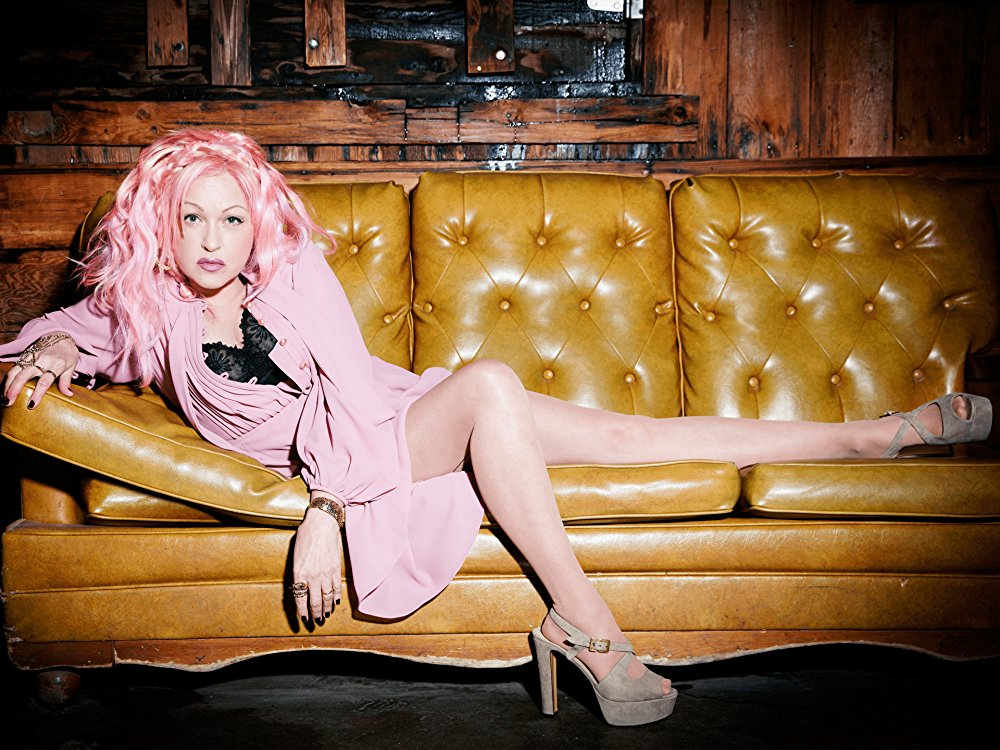 Cyndi Lauper Booking