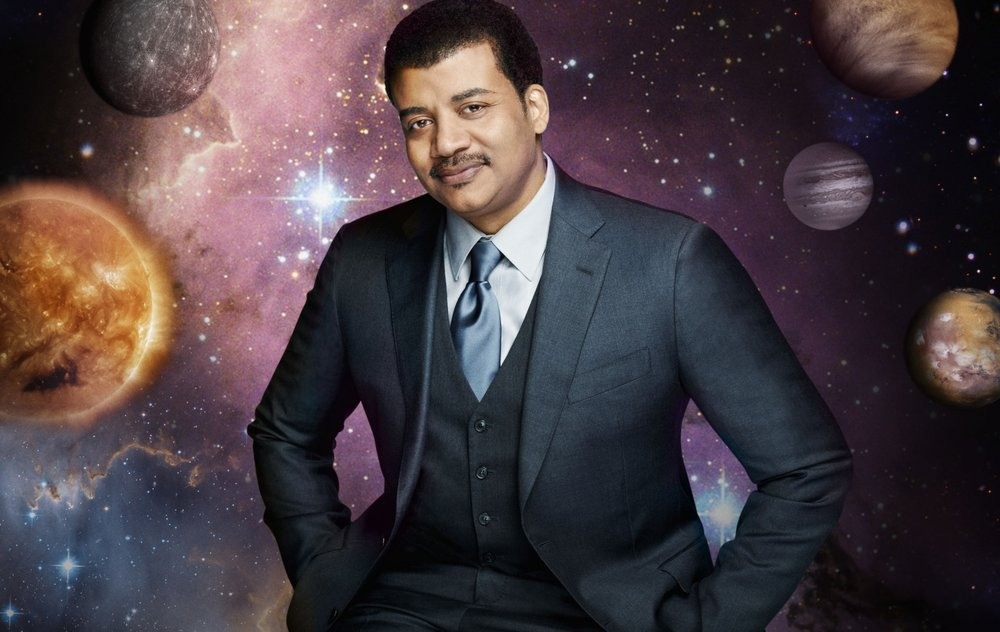 Hire Dr. Neil Degrasse Tyson