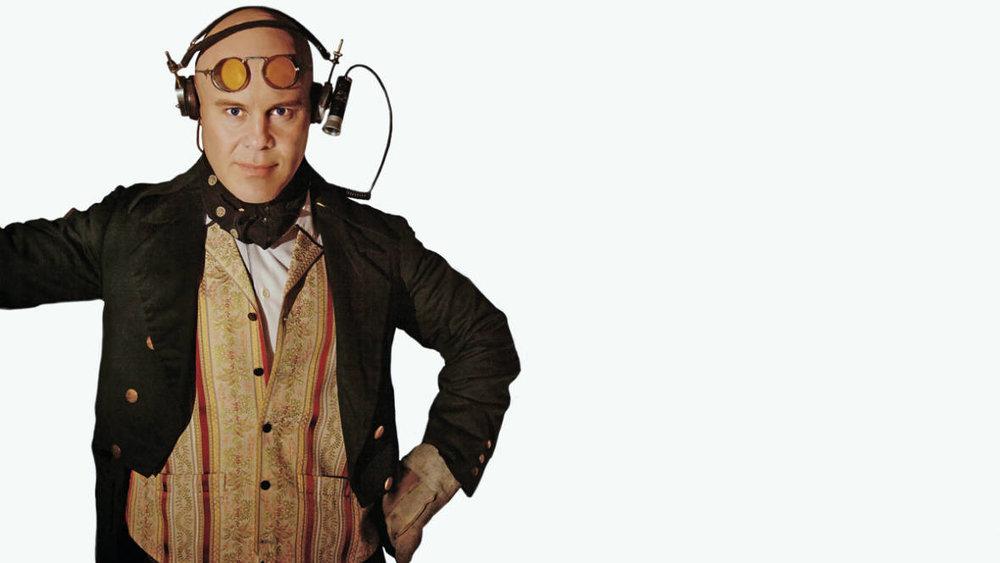 Hire Thomas Dolby
