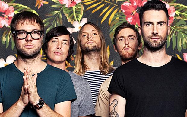 Maroon 5 Booking