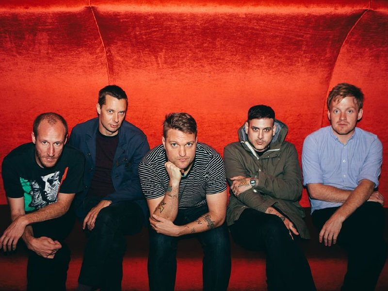 Cold War Kids Booking