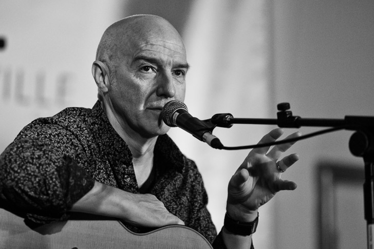 Hire Midge Ure for Corporate Events