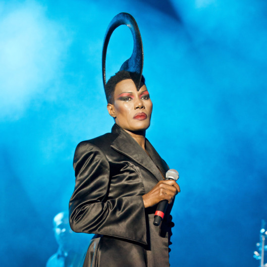 Hire Grace Jones