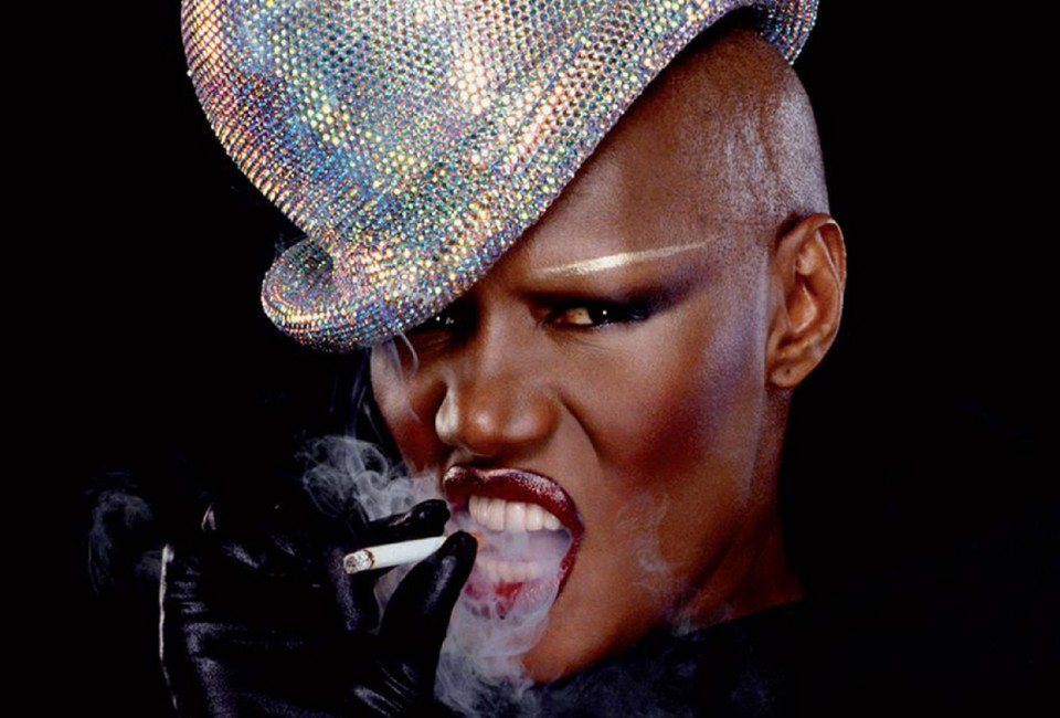 Grace Jones Booking