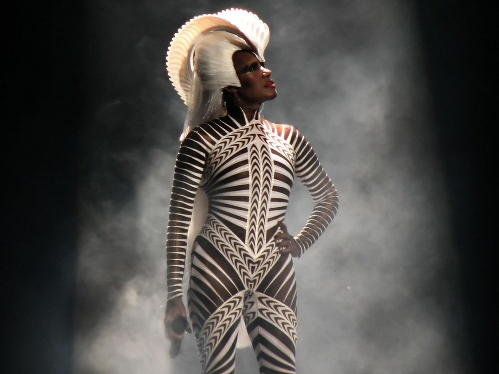 Hire Grace Jones for Events