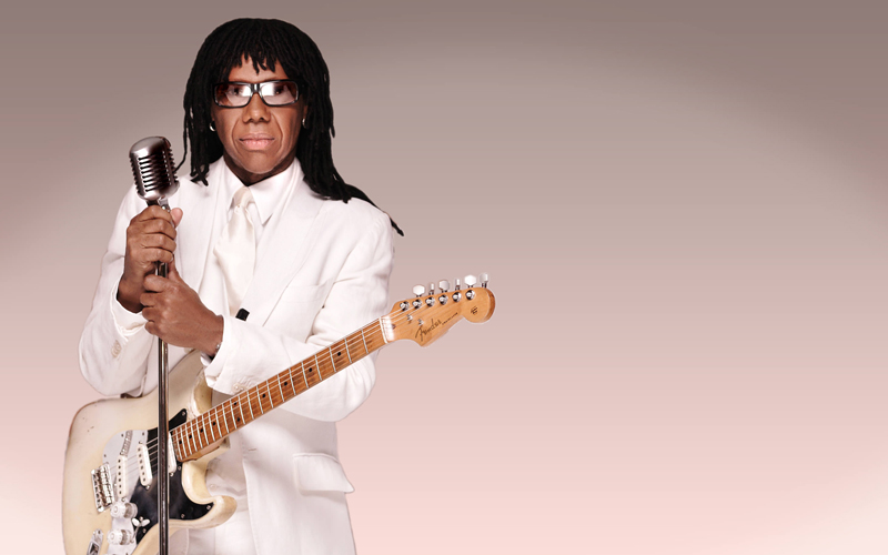 Hire Nile Rodgers & Chic