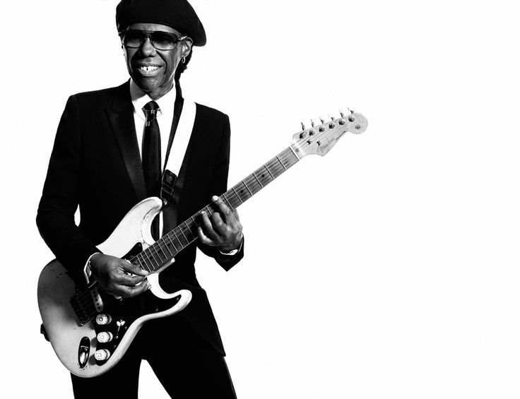 Hire Nile Rodgers & Chic for Events