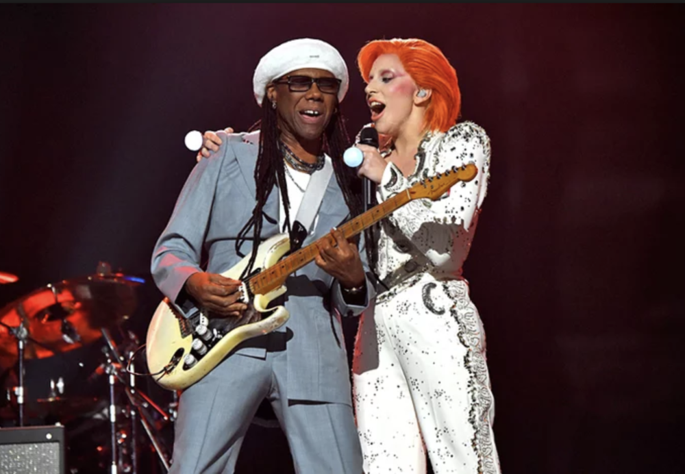 Nile Rodgers & Chic Booking