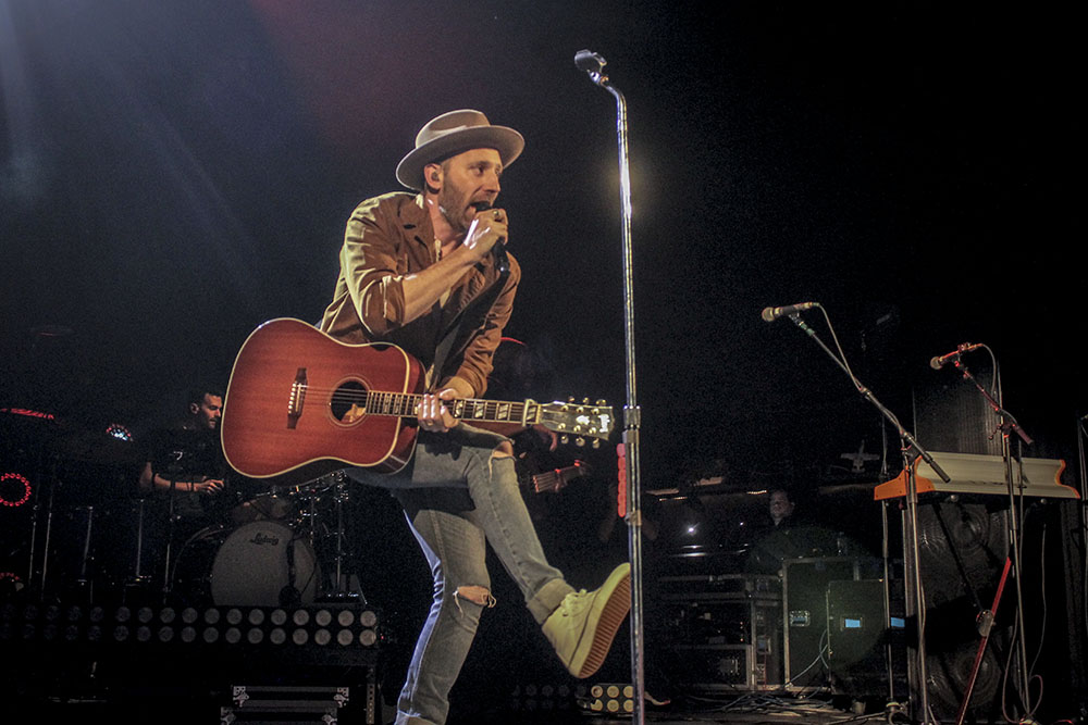Mat Kearney Booking