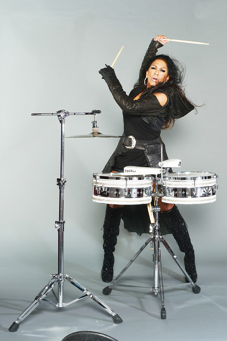 Sheila E. Booking
