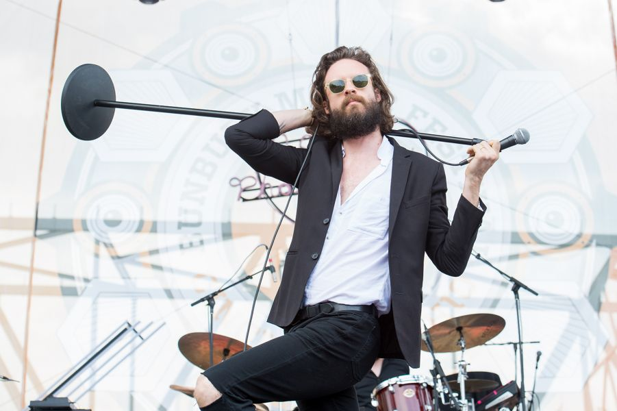 Father John Misty Available for Corporate Events
