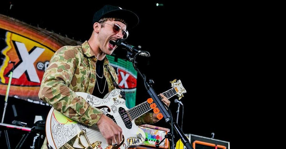 Portugal. The Man Booking