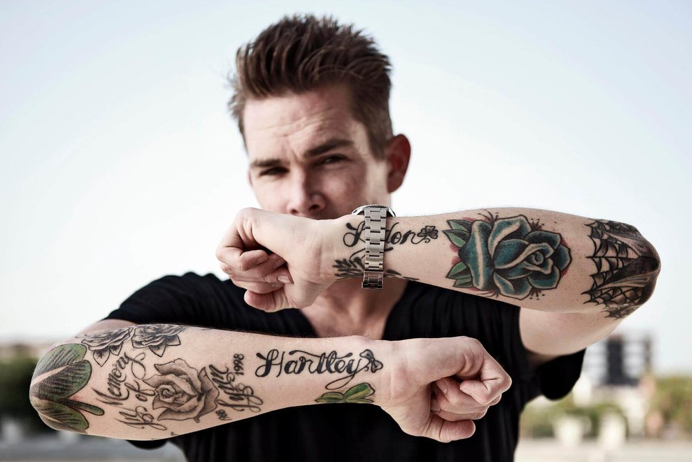 Hire Mark McGrath for Events