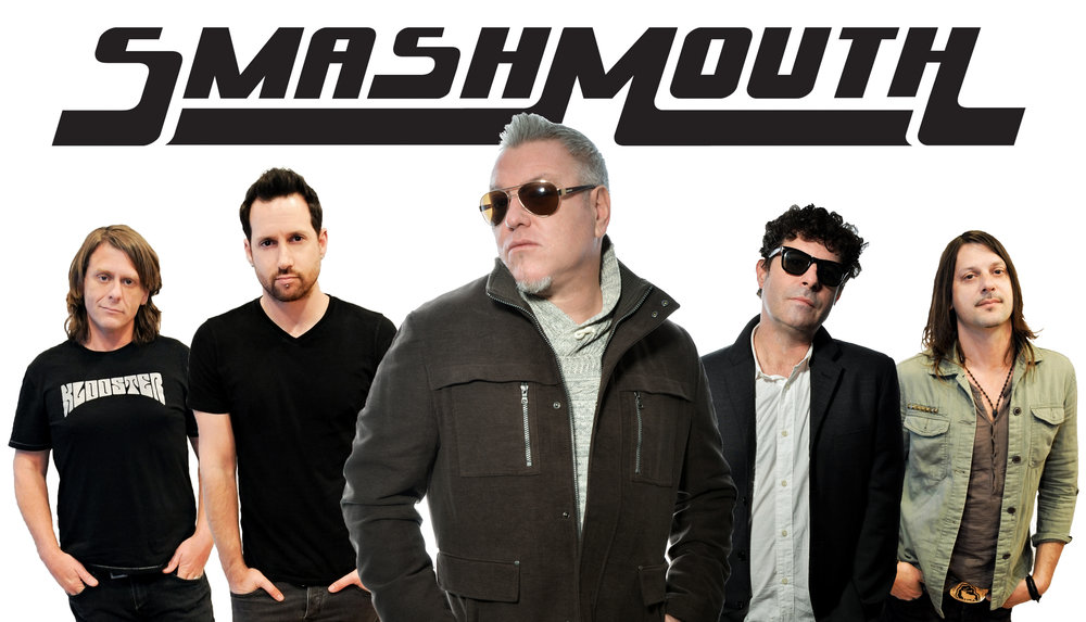 Smash Mouth Booking