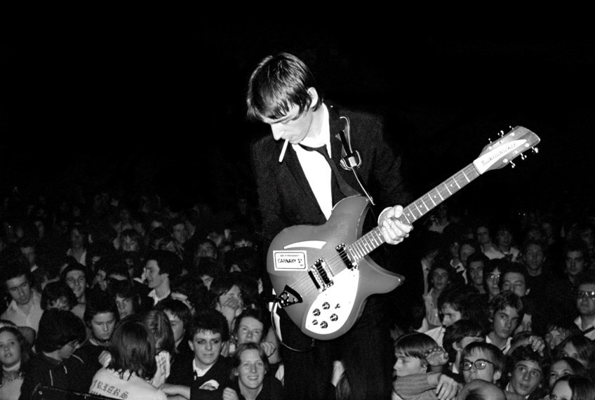 Hire Paul Weller for Corporate Events