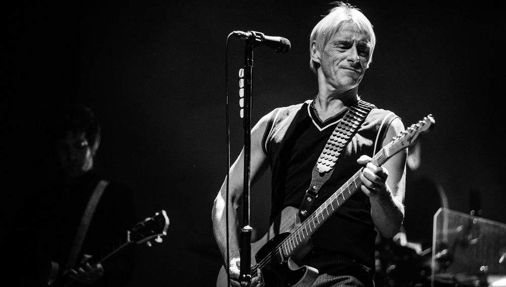 Hire Paul Weller for Events
