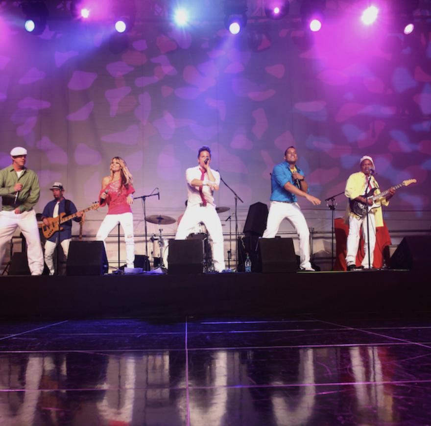 Hire LA Allstars, Best Dance Band for Weddings